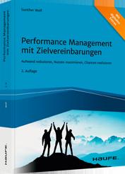Führungskräfte Buch Performance Management mit Zielvereinbarungen